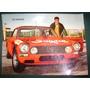 Antiguo Poster Automoviles Torino Jose Manzano Raro!! Coches