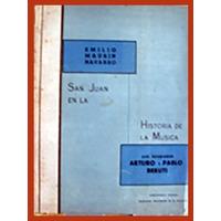 Maurin Navarro, E.: San Juan En La Historia De La Música