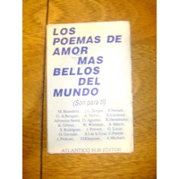 Los Poemas De Amor Mas Bellos Del Mundo Son Para Ti