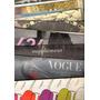 10 Catálogos Zapatos Femeninos, Vogue, L´officiel, Etc.