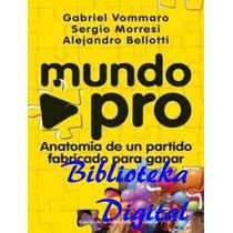 Mundo Pro- Belloti Vommaro Morresi - Digital