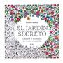 Set Libro Jardin Secreto + Lapices Faber Castell Grip X 24