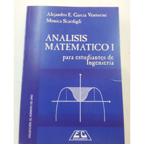 Garcia Venturini Libro Analisis Matematico Para Ingenieria