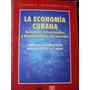 Cepal - La Economía Cubana
