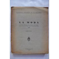 Moda Gaceta Literatura Costumbres Ed Facsimilar Kraft 1838