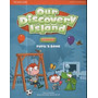 Ouer Discovery Island Starter Pipils Book Pearson