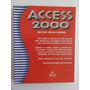 Access 2000. Carlos Boqué. Editorial G Y R.