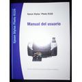 Manual Usuario Impresora Epson Stylus Photo R320