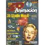 Revista 3d Y Animación Nº1 3d Studio Max4 Con Cd-rom