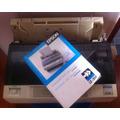 Manual Orig De Impresora Epson Lx-300 En Español Y Portugues