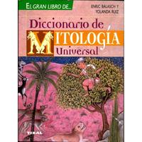Diccionario De Mitología Universal Editorial Tical