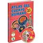 Atlas Del Cuerpo Humano En 3d (incluye Dvd)-envio Gratis-