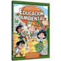 Libro Educación Ambiental - Aprendamos A Cuidar El Mundo