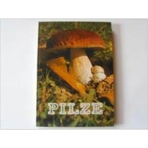 Pilze (german) Hardcover 1973 - Dr. Hanns Burckhardt