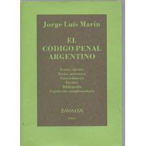 Codigo Penal Comentado - Jorge Marin