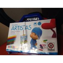 Pequeños Artistas - Ruibal- 3 Años O Mas