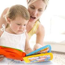 Libro Interactivo Animado Con Luz Y Sonido Bebes Importado
