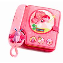 Libro Didáctico Tiny Princess Electronic Book De Tiny Love