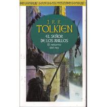 El Señor De Los Anillos El Retorno Del Rey Tolkien Nuevo