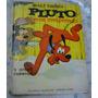 Libro Infatil: Walt Disney Pluto Héroe Inesperado Regalo