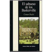 El Sabueso De Los Baskerville - Conan Doyle - Libro Nuevo