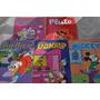 Lote X5 Ed Pincel Disney Revista Infantil Tio Rico Mickey