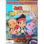 Jake Y Los Piratas De Nunca Jamas !8 Libros Y 1 Dvd!