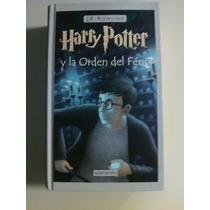 Harry Potter Y La Orden Del Fenix Año 5 Tapa Dura Nuevo