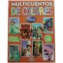 Libro Multicuentos De Colores Disney 2 Naranja