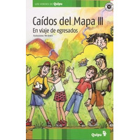 Caidos Del Mapa 3 En Viaje De Egresados - Maria I. Falconi