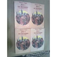 Thomas Mann Jose Y Sus Hermanos 4 Tomos Nuevos