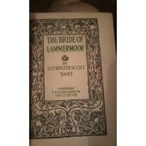 The Bride Of Lammermoor , Scott En Ingles