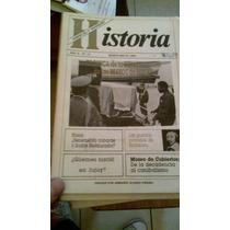 Revista Historia Marzo Mayo 1990