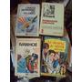 Lote De 4 Libros Colecci{on Historias Bruguera Infantil Juve