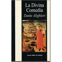 La Divina Comedia - Dante Alighieri - Libro Nuevo