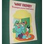 Walt Disney Libro Cuentos Infantiles Trampa Ladrones 1972