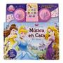 Disney Musica En Casa. Libro + Reproductor Con Parlante Dial