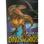 Libro El Planeta De Los Dinosaurios Con Stickers