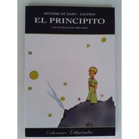 Libro El Principito De Antoine De Saint Exupery Lote X 30 U