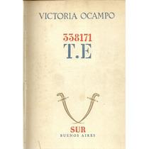 Victoria Ocampo. 338171 T.e