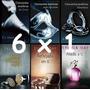 50 Sombras + Crossfire Trilogias Eroticas 6 Novelas Novedad