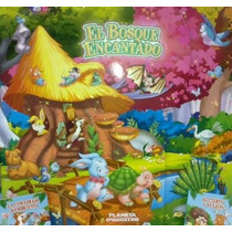 El Bosque Encantado - 13 Fábulas De Esopo - Envio Gratis