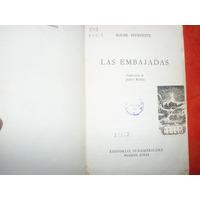 Las Embajadas , Roger Peyrefitte