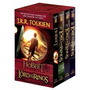 Libro Lord Of The Rings Trilogy + The Hobbit / Idioma Ingles