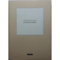 Poemastros Hermenegildo Sábat 2002 Poesía Libro
