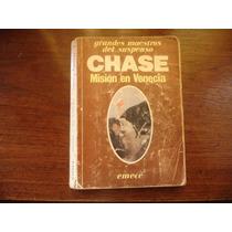 James Hadley Chase: Misión En Venecia