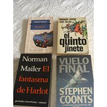 Libros Novelas De Accion