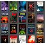 Stephen King Completo + Audiolibros Voz Humana Real En Dvd