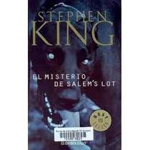 Libro Digitalla El Misterio De Salem´s Lot De Stephen King
