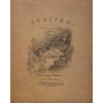 Heinrich Heine - Italien. Ilustró Paul Scheurich